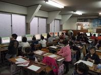 新教室で・・・の画像